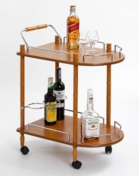 buk - Servírovací stolík Bar-4