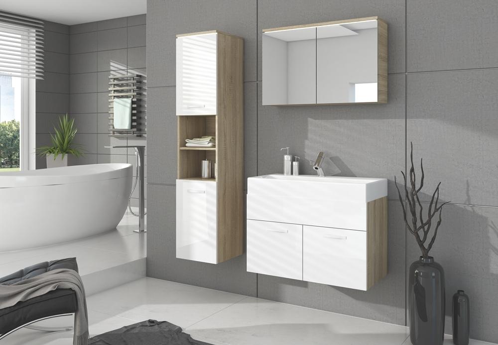 Kúpeľňová zostava Bonito BB03
