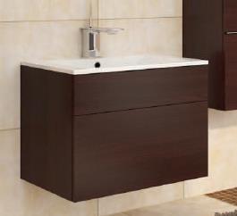 wenge - PORTO skrinka pod umývadlo WE 13