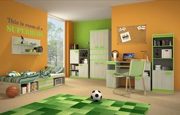 KLAUDIUS detská izba