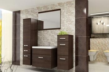 Kúpeľňová zostava Evo WE 01