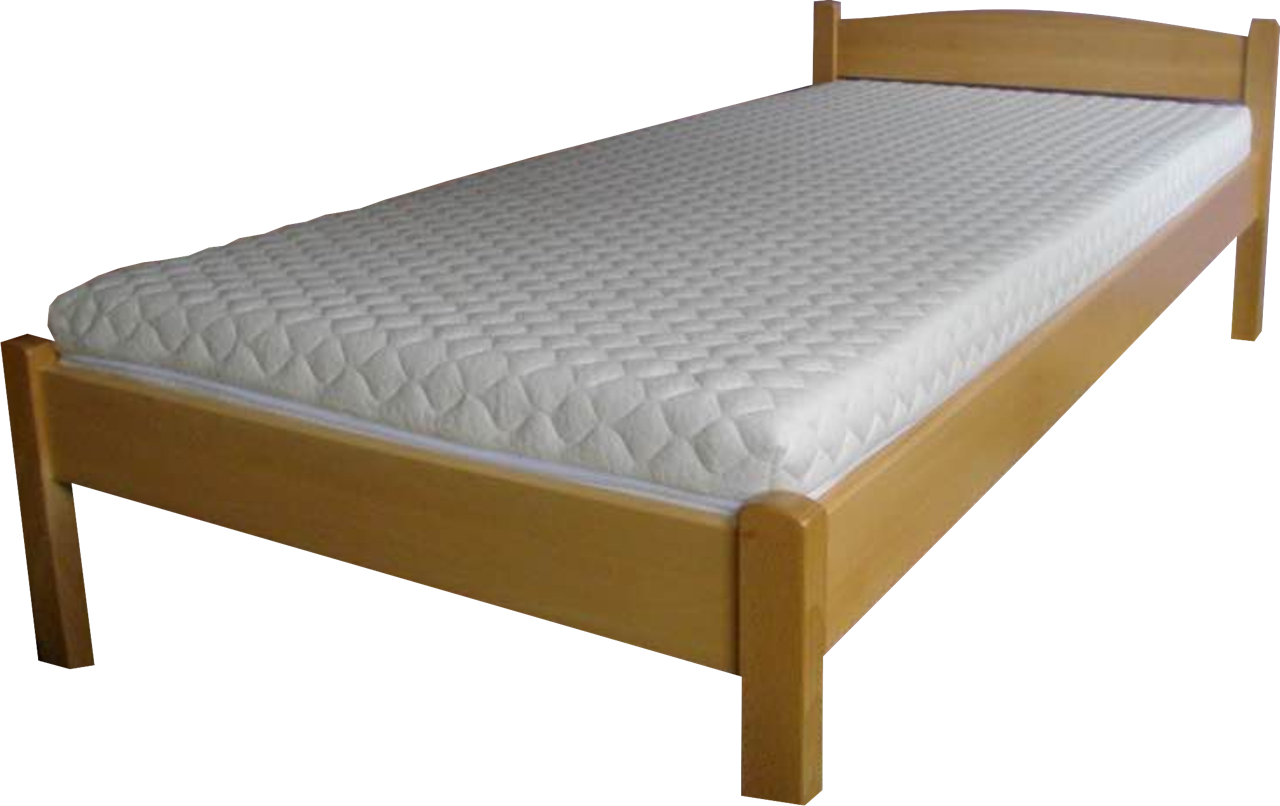 c1f8a4894e5c Jednolôžková posteľ z masívu ELA + MATRAC - AKCIA - Nonstop Nábytok