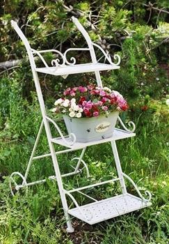 Stojan na kvety  AH15552WH