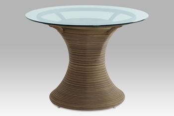 Ratanový jedálenský stôl SOF048