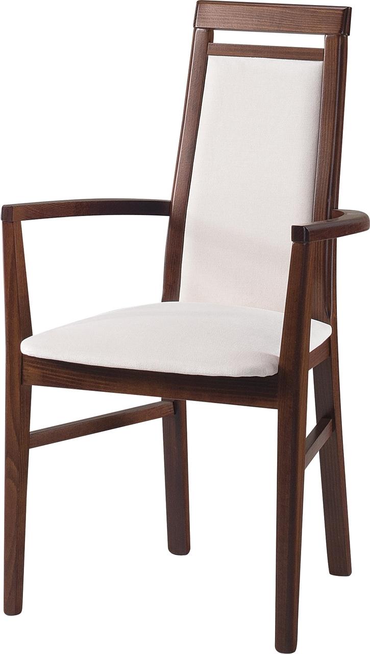 čerešňa primavera / č.034 - béžová - Drevená stolička CALDO 102