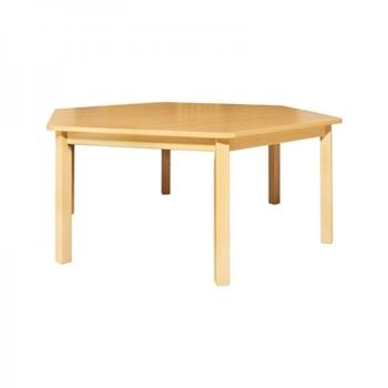 Stôl detský šesťhran