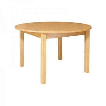 Stôl detský okrúhly - 4 nohy