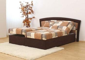Manželská posteľ ROMA I