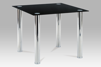 Jedálenský stôl AT-1014 bk