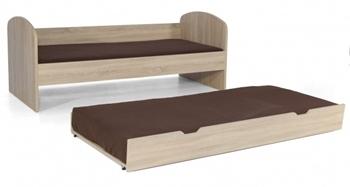 Detská rozkladacia posteľ  REA ABRA