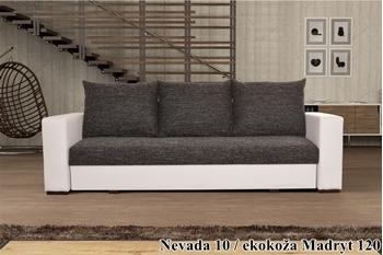 Nevada 10 / ekokoža Madryt 120