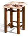 Taburetky - s drevenými / kovovými nohami
