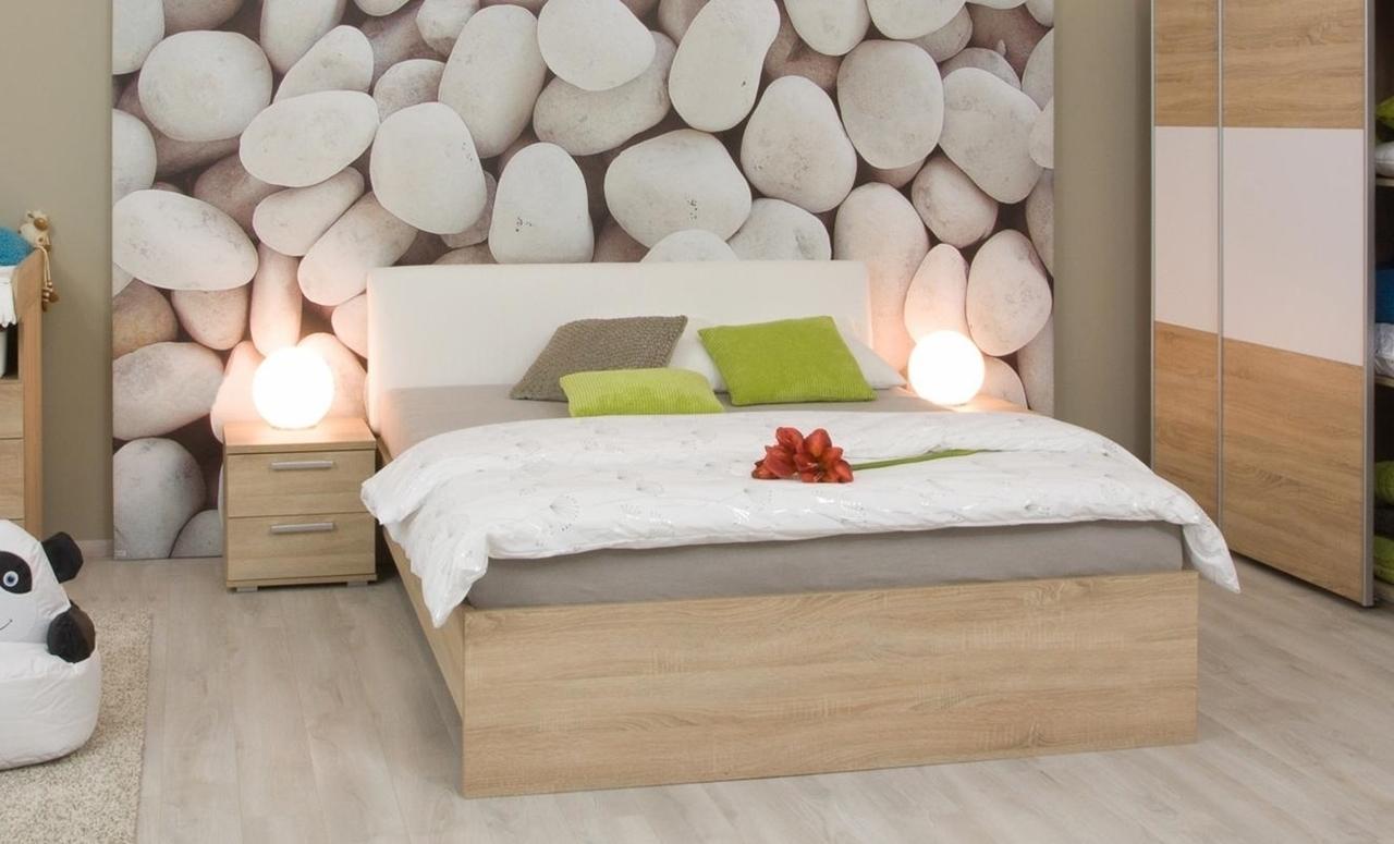 ilustračné foto 2 - Manželská posteľ REA SAXANA UP 160/180