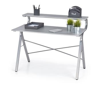 oceľ maľovaná na sivo