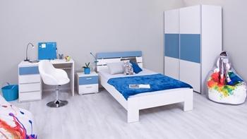 ilustračné foto 1 - biela + pow blue