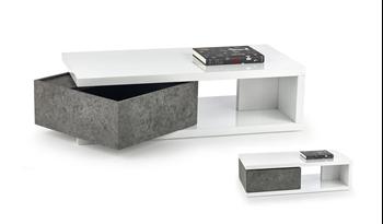 biely lesk + beton