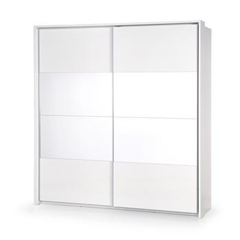 biela + zrkadlo