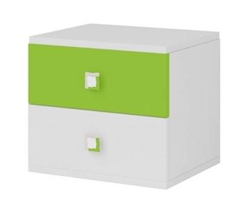 biela + zelená