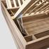 lamelový rošt s pružinami - Manželská posteľ REA SAXANA UP 160/180