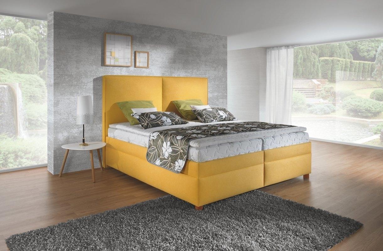 ilustračné foto - Manželská posteľ Boxspring Marco
