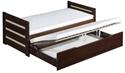 Detské postele - s úložným priestorom