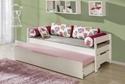 Detské postele - s výsuvným lôžkom