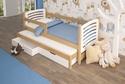 Detské postele - so zábranou