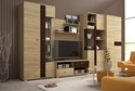 Obývacie steny - klasické obývacie steny