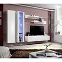 Obývacie steny - komplet závesné obývacie steny