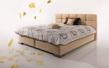 ilustračné foto - Manželská posteľ LASTRA