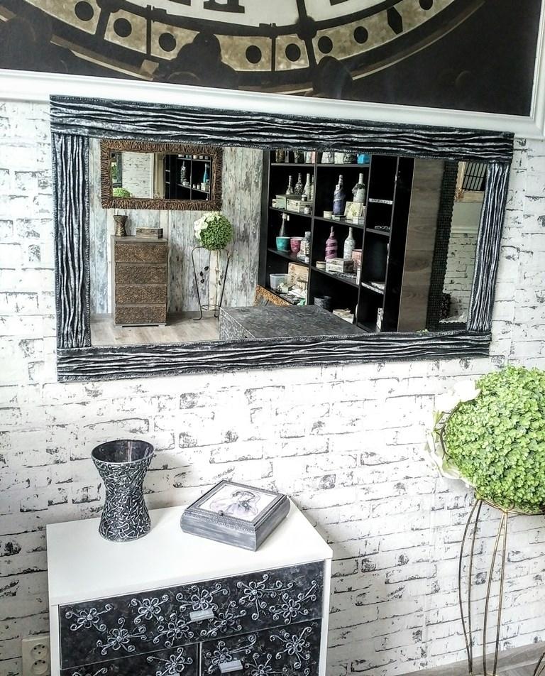 ilustračné foto - Luxusné zrkadlo Ariela