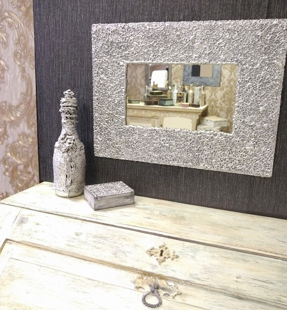 ilustračné foto - Luxusné zrkadlo Bianca