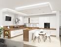 Kuchyne - sektorové kuchyne