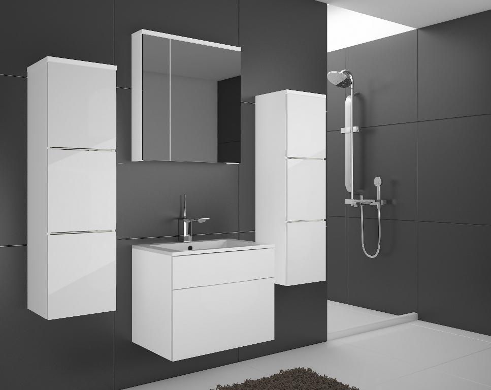 5093aa216 Kúpelňová zostava Porto WH 01 - Nonstop Nábytok