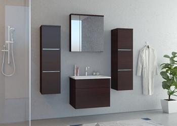 Kúpeľňová zostava Porto WE 01 - wenge