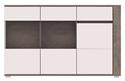 Vitríny a závesné skrinky - nízke vitríny