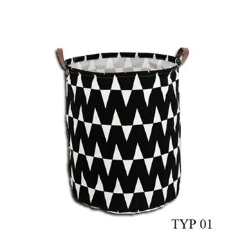 vzor čierny TYP01
