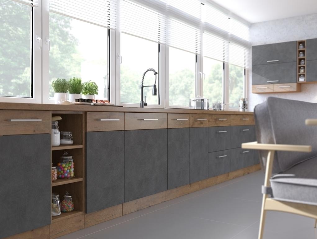 ilustračné foto 3 - Sektorová kuchynská linka VIGO - MAT