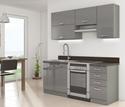 Zostavy kuchynských liniek - zostavy so šírkou 180 cm
