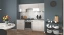 Zostavy kuchynských liniek - zostavy so šírkou 200 cm