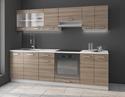 Zostavy kuchynských liniek - zostavy so šírkou 240 cm