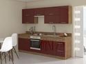 Zostavy kuchynských liniek - zostavy so šírkou 260 cm