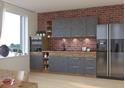 Zostavy kuchynských liniek - zostavy so šírkou 270 cm a viac