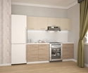 Zostavy kuchynských liniek - zostavy so šírkou 220 cm