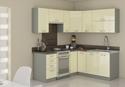 Zostavy kuchynských liniek - rohové zostavy