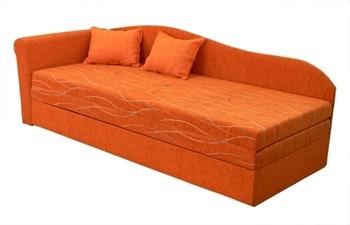 ľavé prevedenie - Rozkladacia váľanda (posteľ) KATKA