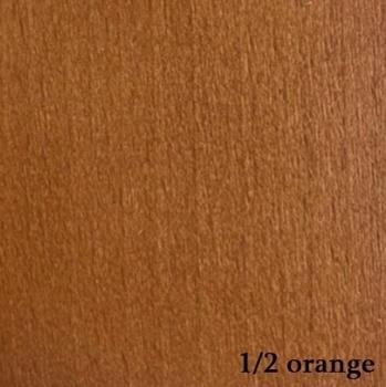 1/2 orange - Vzorkovník dekorov dreva