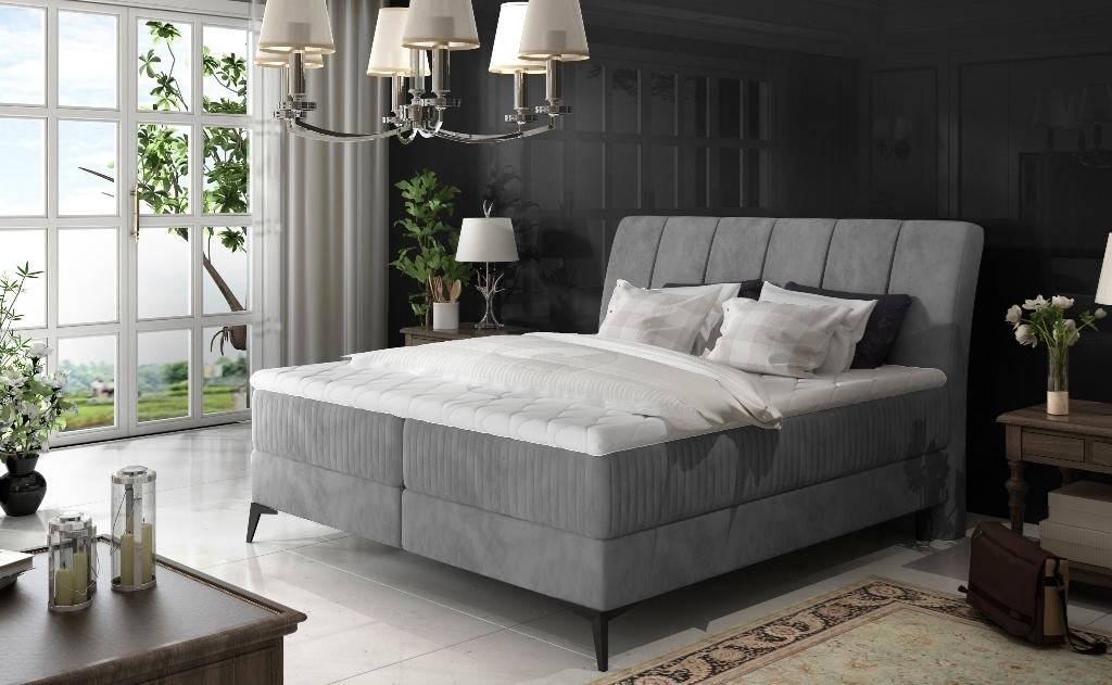 Jasmine 90 - Manželská posteľ Aderito 160/180