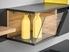 detail 2 - Obývacia stena Silk + LED