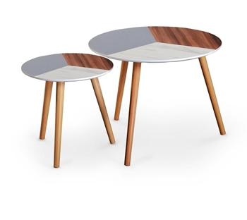 kaučukové drevo + vzor
